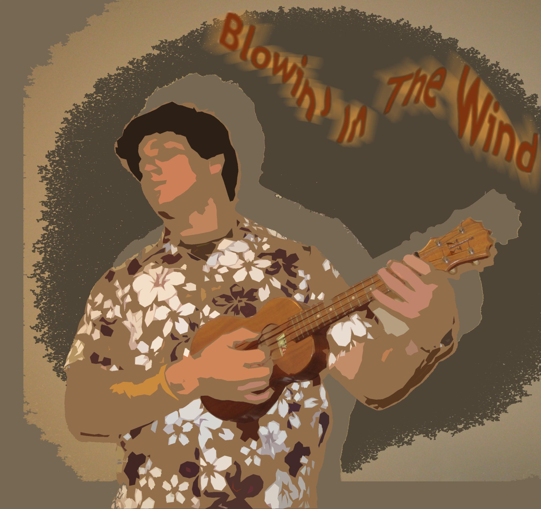 Blowin' In The Wind Art